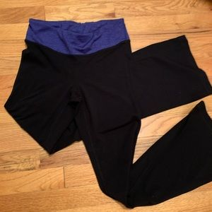 GapBody ankle flare yoga pants
